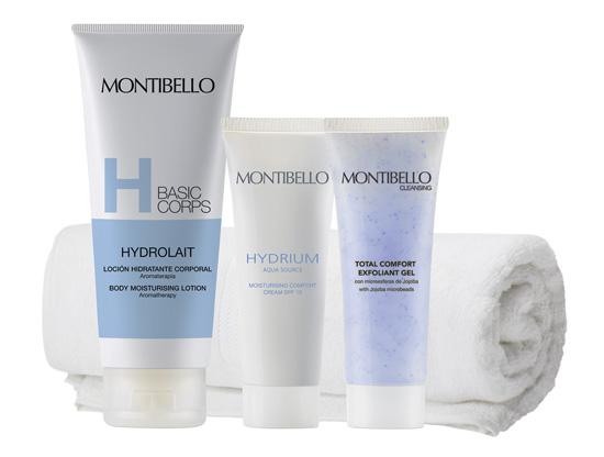 Kit de viaje Montibello