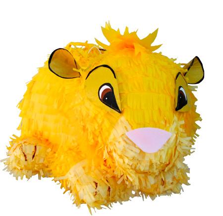 Simba, de El Rey León.