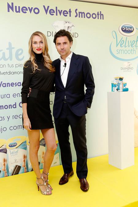 Vanesa Lorenzo presentó las últimas incorporaciones de Dr. Scholl junto al estilista Moncho Moreno.