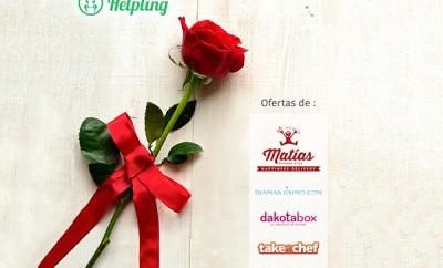 Datos de San Valentín por Helpling