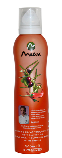 Aceite Maeva Spray