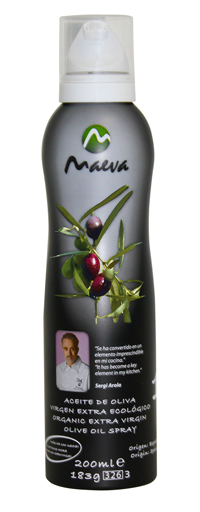 Aceite Maeva en spray