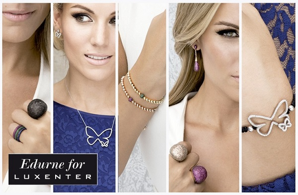 Edurne for Luxenter