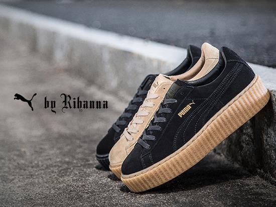 Rihanna Puma Zapatos