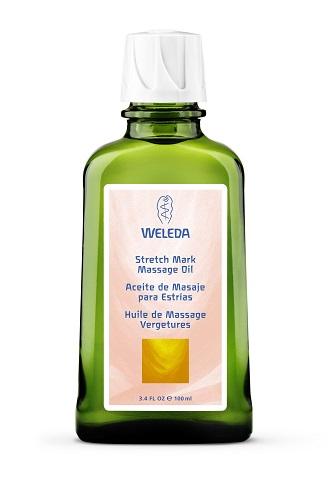 Aceite de masaje estrías Weleda