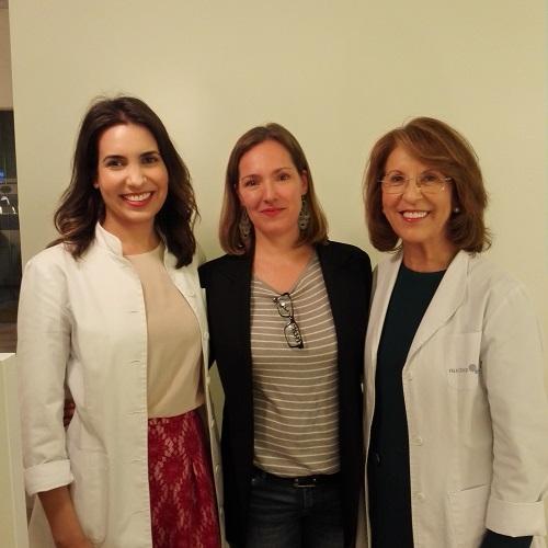 Leticia y Felicidad Carrera son dos de las más prestigiosas profesionales del sector de la belleza y, además, un verdadero encanto.