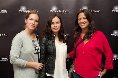 Lo pasé en grande descubriendo las nuevas cajitas de Wonderbox junto a Liliana (Lola Mine), del blog A Beauty and Healthy Live, y Laura López, de La Sexta.