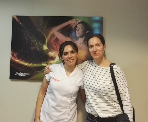 Susana Villarreal me realizó el tratamiento y me explicó todo el protocolo con detalle.