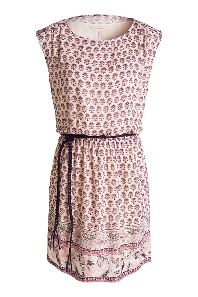 Vestido vaporoso de Espirit (59,99 €)