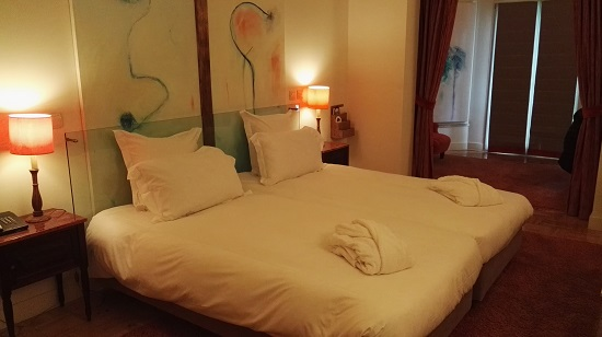 Las habitaciones están decoradas con un gusto exquisito.