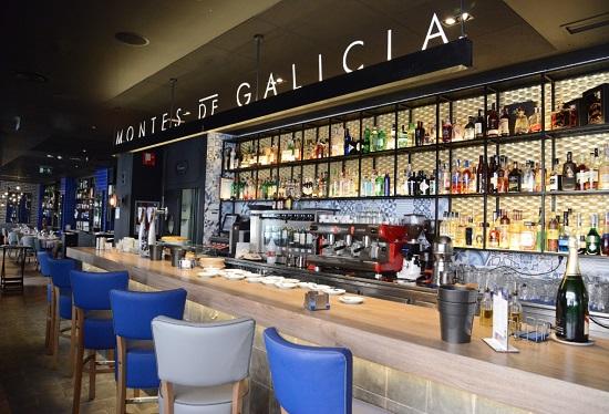 Barra MONTES DE GALICIA 2