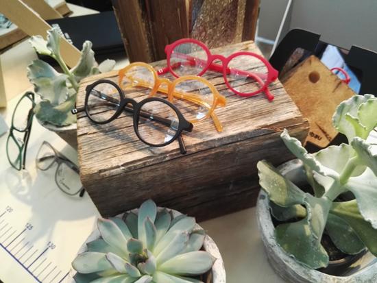 Gafas-evento