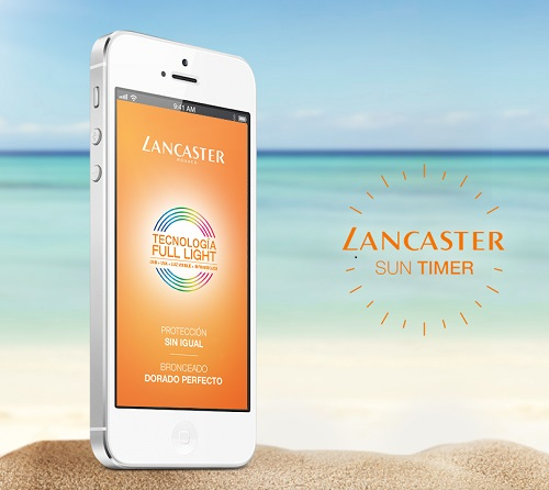 App Sun Timer Lancaster