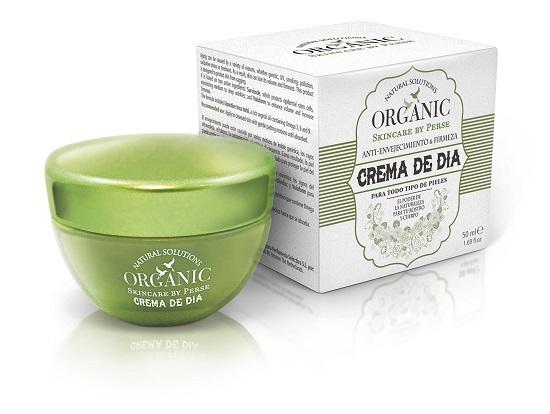 Crema de Día Organic