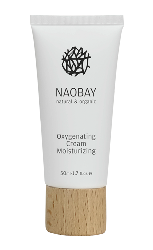Crema Oxigenante Hidratante Naobay