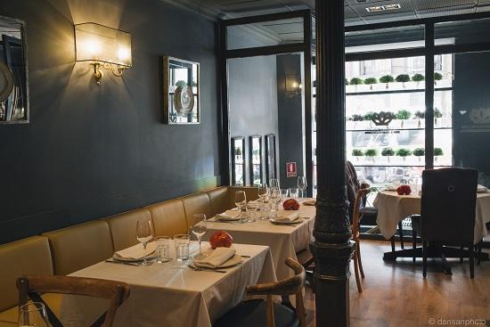 Restaurante Floren Domezain 1