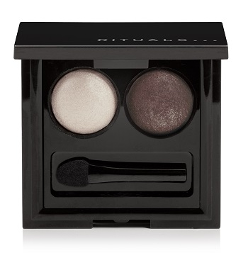 Duo eyeshadow - Creamy Pink & Taupe