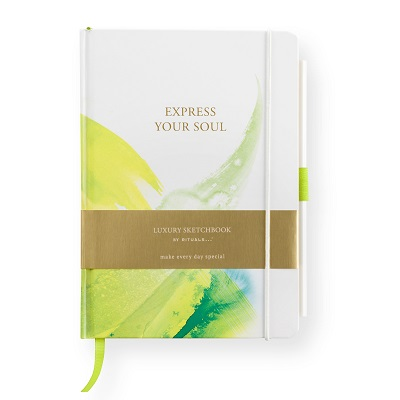 Express Your Soul Sketchbook