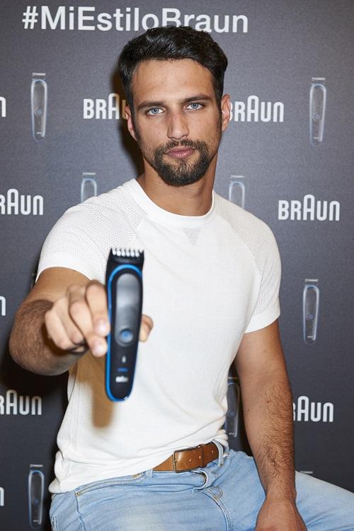 Jesus Castro con Braun 2