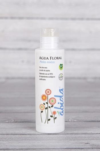 Agua floral pieles mixtas