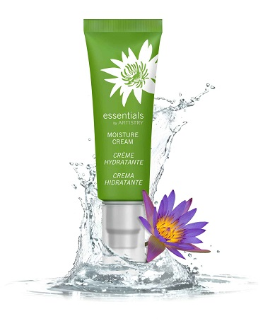 Essentials Moisture Cream w/ splash