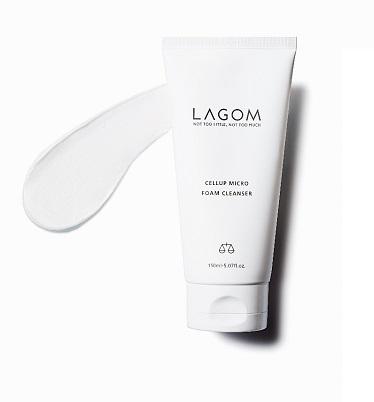 LIMPIADORA PROFUNDA EN ESPUMA 'LAGOM CELLUP MICRO FOAM CLEANSER' 28€ - 220 ml 7 (960x1280)