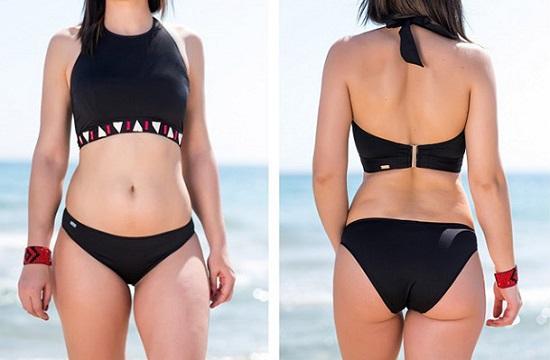 Bikini azteca