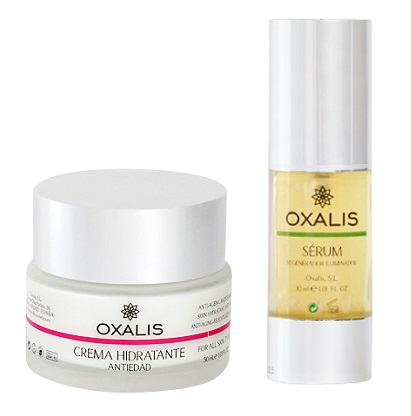 Crema o sérum Oxalis