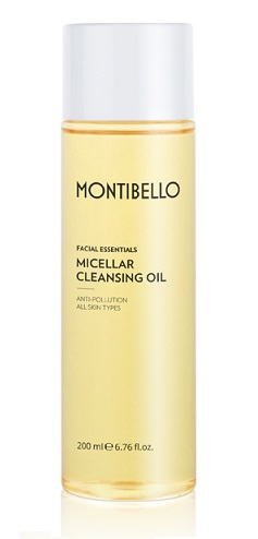 Montibello Facial Essentials Micellar Cleansing Oil copia