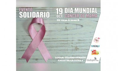 Evento cáncer de mama