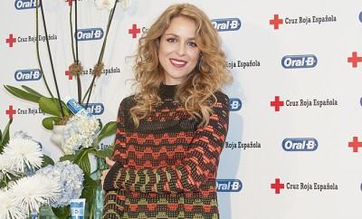 Silvia Abascal con Oral-B y Cruz Roja 1