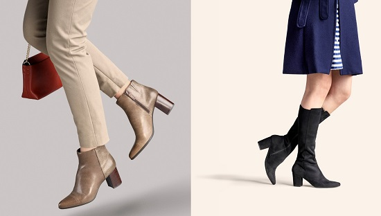 botines vs botas