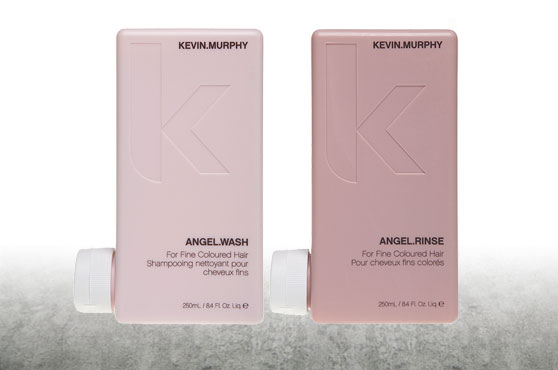 Angel Wash y Angel Rinse de Kevin Murphy