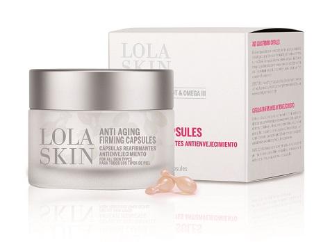 Lola Skin cápsulas anti-aging