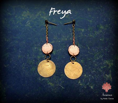 Pendientes Freya