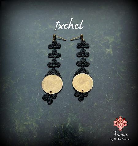 Pendientes Ixchel