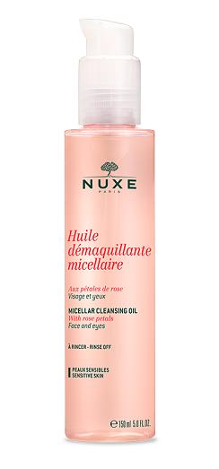 Aceite micelar desmaquillante de Nuxe