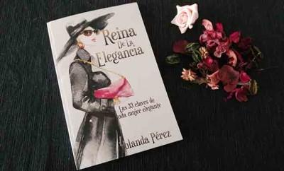 Reina de la elegancia de Yolanda Pérez