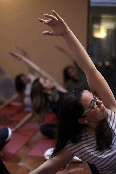 Selmark Care_Yoga Brunch 3