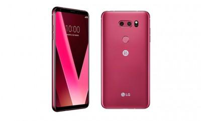 LG V30 PINK CÁNCER