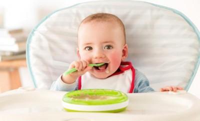 alimentación sana para bebés