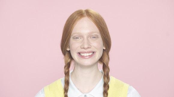 11-Le big smile (la gran sonrisa)