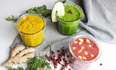 Smoothies naturales