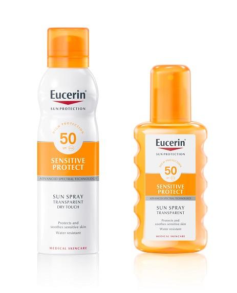protección solar Eucerín
