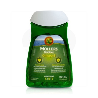 Mollers Perlas omega 3