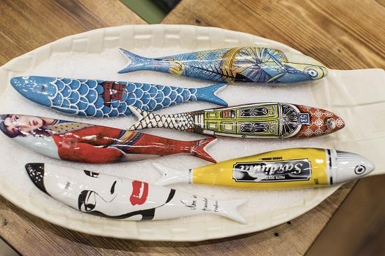 Colección sardinas