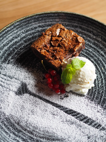 Brownie de Mole