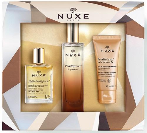 Cofre Le perfum Nuxe
