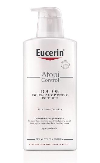 Loción AtopiControl Eucerin