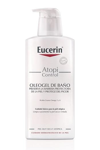 Oleogel de Baño AtopiControl Eucerin